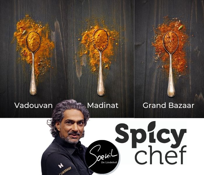 Spicy Chef Spices